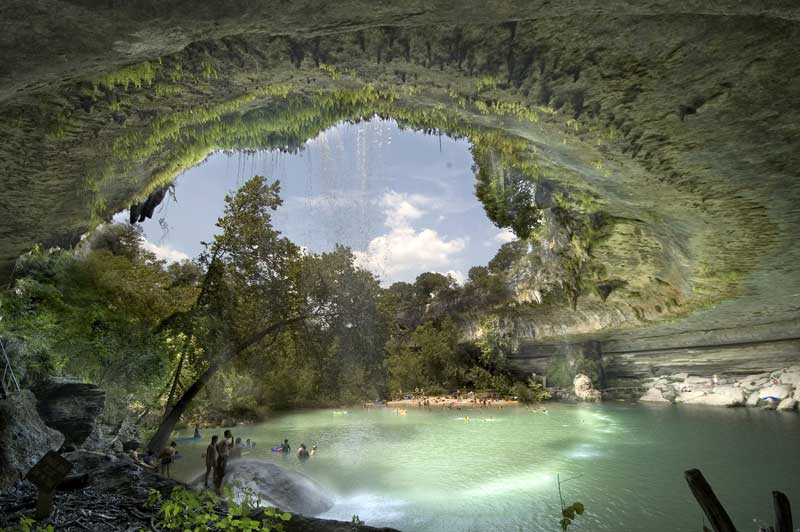 21 of the World's Most Amazing Natural Swimming Pools ...