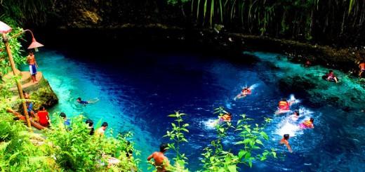 hinatuan-river-philippines