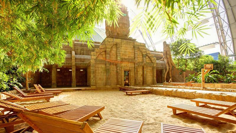 Tropical Islands Resort - Angkor Wat